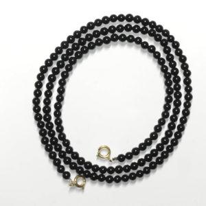 Mask Necklaces - Onyx